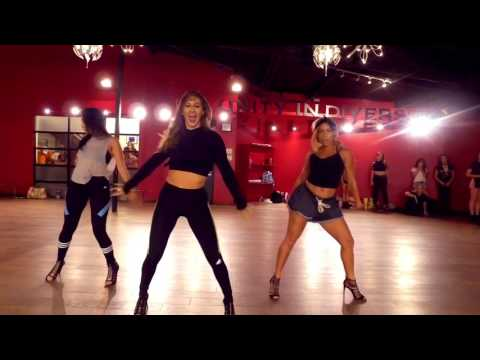 Lil Kim The Jump Off  Amy Morgan class choreo