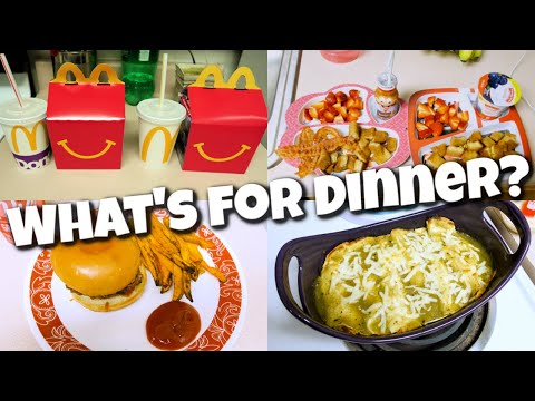 What's For Dinner? | Kids & Adults | Picky Eater Friendly!