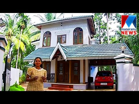 Low cost kerala style house veedu manorama news doovi Old home renovation in kerala
