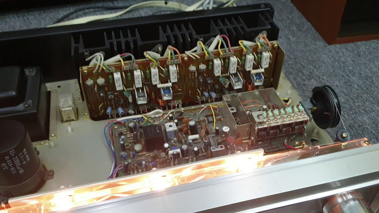 Amply Receiver Pioneer SX-950 nguyên bụi đẹp keng. Tannoy M20 Gold. Bose 301 seri 3. Aikai 266D.