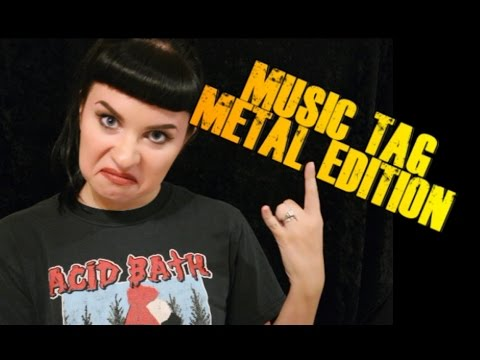 Music Tag: Metal Edition | Katie of the Night