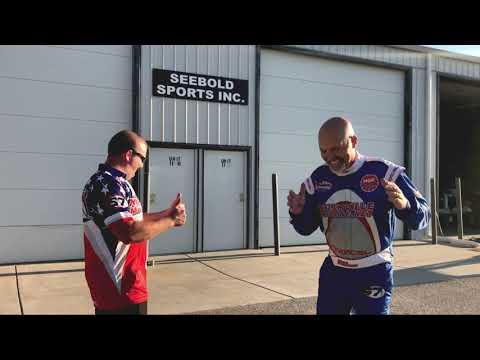 McMurray Racing Nashville Marine F1 Seebold Carbon Fiber Boat Reveal 2018