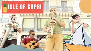 Isle of Capri  ( Tenor Saxophone,Trumpet, Baritone Sax,Banjo) dixieland