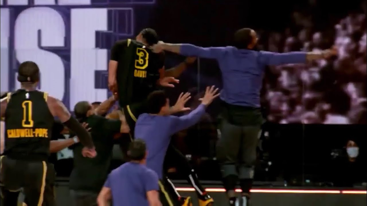 "Anthony Davis Hits Amazing Buzzer Beater In ""Slow Motion ..."