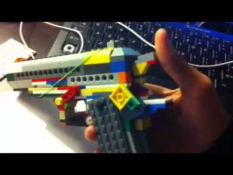 Lego Colt M1911 Youtube