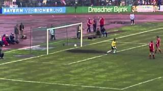 1982 Bayern 3-4 HSV / Der irre Sieg des HSV in München