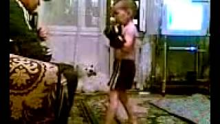 4 х летний казахский боксер