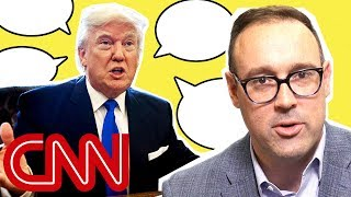 Wait, what? Trump's wildest lines of 2018   With Chris Cillizza
