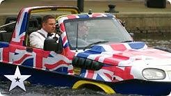 FIRST LOOK: Britain's Got Talent does JAMES BOND!  | BGT 2020