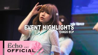 160820 Oh My Girl (오마이걸) One step, two step & Windy Day by EchoDanceHK