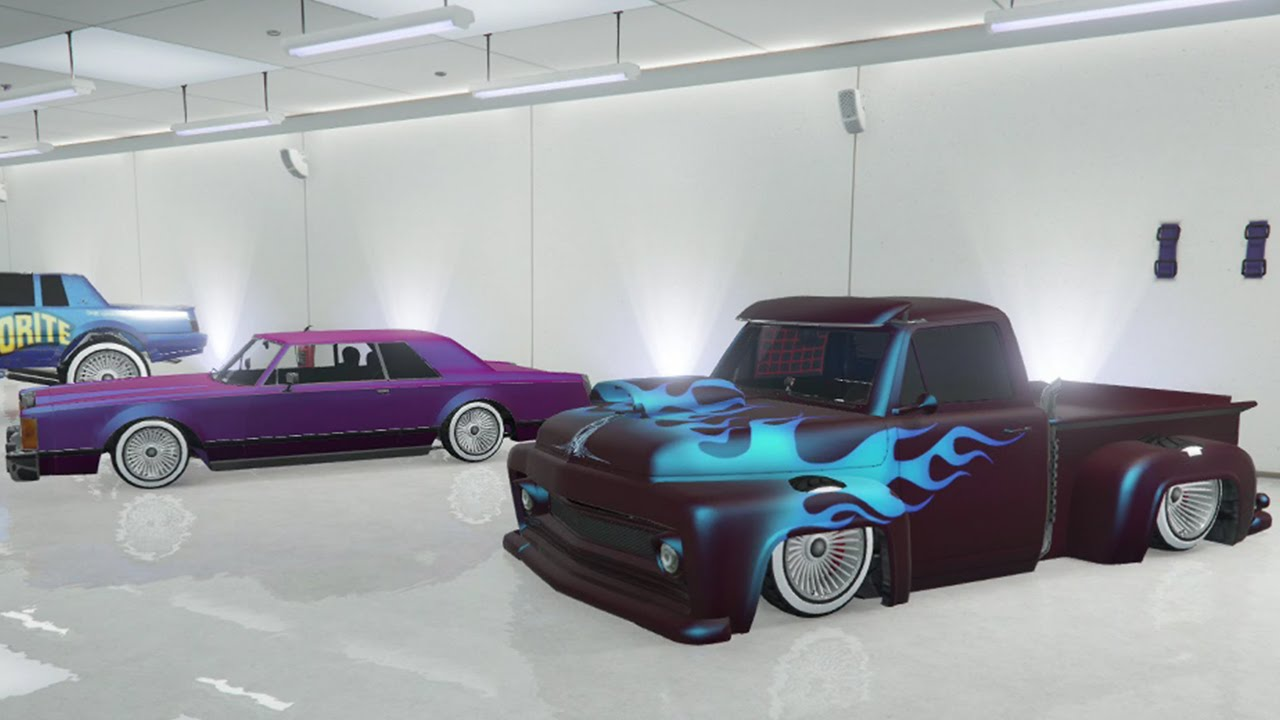 how to get a 10 car garage in gta 5