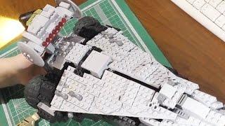 Звездный разрушитель Лего. НЕ из набора. Звездные войны