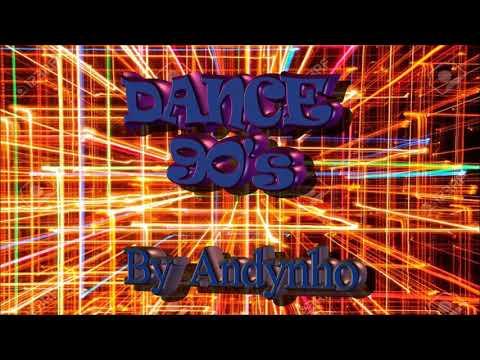 O melhor da musica dance 94 e 95 SET MIX