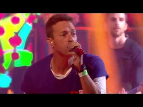 Coldplay - Adventure of a Lifetime - First Live Performance
