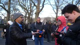 P3 What is Forgiveness Hashim vs Christian l Speakers Corner l Hyde Park