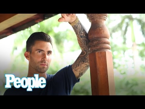 Adam Levine: 'Finally' I'm the Sexiest Man Alive! | People