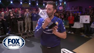 Jason Belmonte captures record-setting 11th PBA Major title | FOX SPORTS