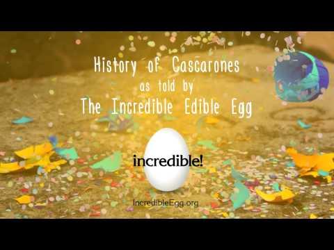 The History of Cascarones (Confetti Eggs)