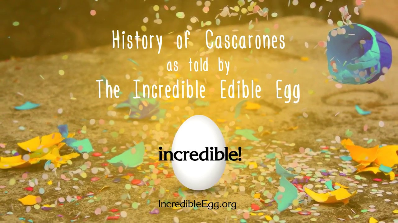 The History of Cascarones (Confetti Eggs)