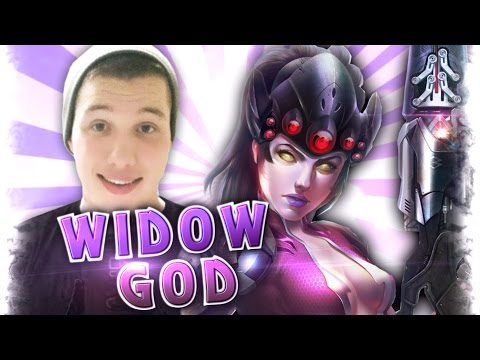 Best Widowmaker Player Kephrii [#1 World Widowmaker] [1800+ Games] Moments Montage   Overwatch Gods