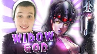 Best Widowmaker Player Kephrii [#1 World Widowmaker] [1800+ Games] Moments Montage | Overwatch Gods