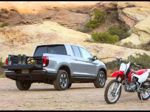 Honda Ridgeline Lifted