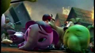 Jumbo Gajah Biru - Jeneral Hongsa, Luna, Puan Sangda, Chiku & Sonji