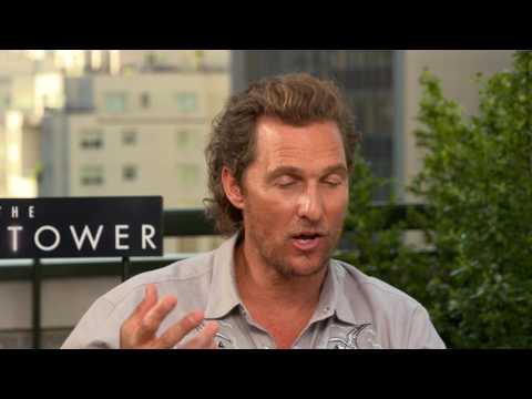 The Dark Tower Interview - Walter The Man in Black