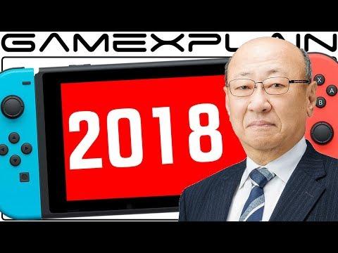 Nintendo President Explains Switch