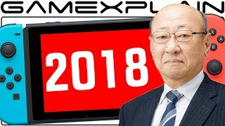 Nintendo President Explains Switchs Goals in Crucial 2nd Year