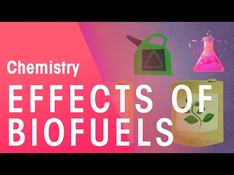 Economic, Environmental and Social Effect of Biofuels | Chemistry for All | The Fuse School