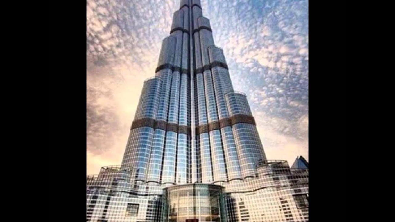 صور برج خليفه رائعه Youtube