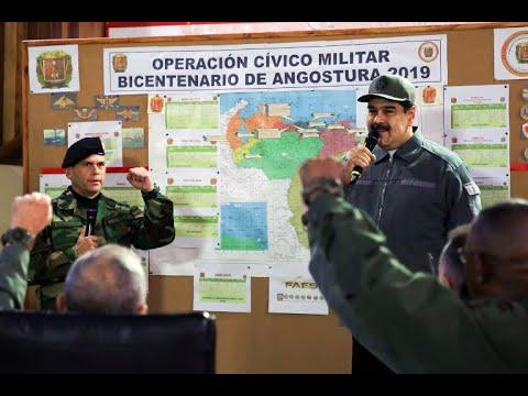 انتقادات موجهة لدكتاتورية رئيس فنزويلا  - نشر قبل 7 دقيقة