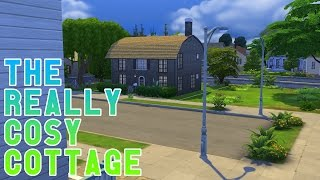 Let's Play The Sims 4: The Really Cosy Cottage House Build