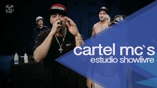 """Beijo da morte"" - Cartel MCs no Estúdio Showlivre 2014"