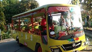 UPIN IPIN NGABUBURIT NAIK BUS TAYO - THE LITTLE BUS TAYO MAU UNBOXING KOSTUM TINKY WINKY & DIPSY