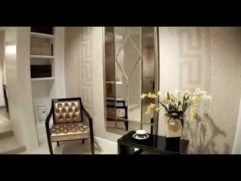 Versace Home Tiles and Furnishing Accessories Versace Showroom 2012