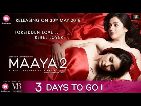 Maaya 2 | Three Days To Go | A Web Original By Vikram Bhatt
