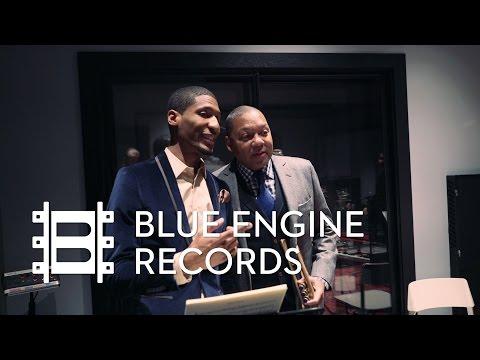 Behind the Scenes: WYNTON MARSALIS, JON BATISTE, and JLCO Members Record Spotify Singles