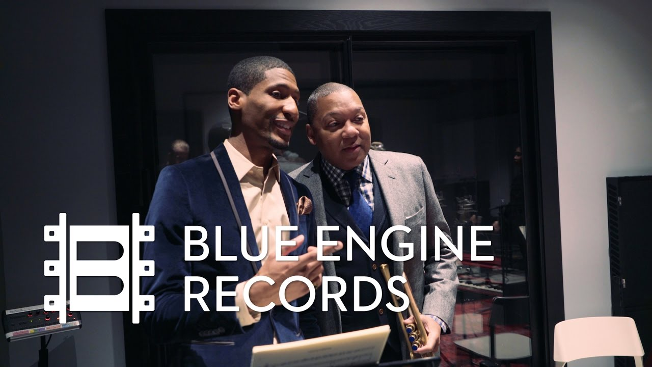 Behind the Scenes: WYNTON MARSALIS, JON BATISTE, and JLCO Members Record Spotify Singles