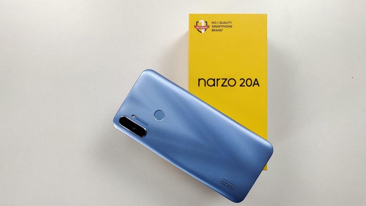 realme Narzo 20A Review - Budget Videography Smartphone !