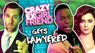 Real Lawyer Reacts to Crazy Ex Girlfriend - Don't Be A Lawyer! (LegalEagle)
