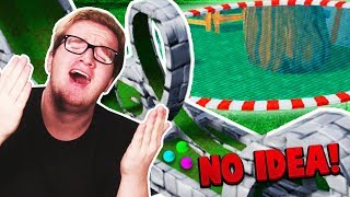 Tricks, Trolls & I Have NO IDEA What's Going On - Mini Golf Funny Moments