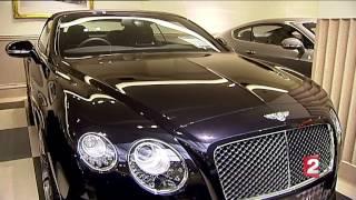 Automobile : les Anglais, rois du luxe