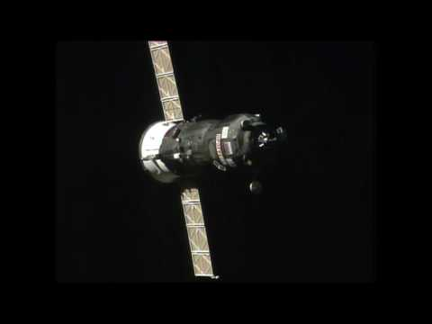 NASA | Russian Resupply Ship Arrives at Space Station