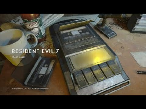RESIDENT EVIL 7 biohazard (my last minutes of the game) |