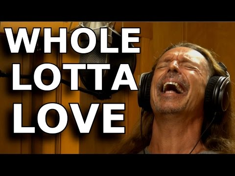 Led Zeppelin - Whole Lotta Love  - Robert Plant - cover - How To Sing High Notes - Ken Tamplin