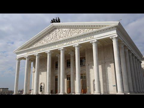 Один день в Театре оперы и балета «АСТАНА ОПЕРА»