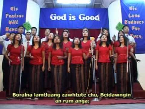 ICI Choir - Lalpa lokal lehna