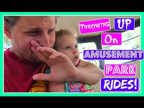 🎠DAD & DAUGHTER ALMOST THROW UP ON RIDE!🎠 (DAY 630)